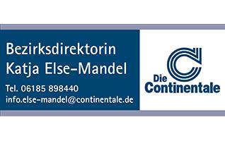 Katja Else-Mandel - Die continetale